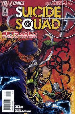 Suicide Squad Vol. 4. New 52 #4