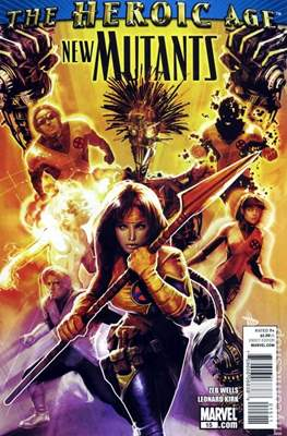 New Mutants Vol. 3 (Comic Book) #15