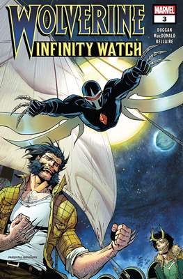 Wolverine Infinity Watch (2019) (Comic Book 24 pp) #3