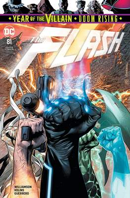 The Flash Vol. 5 (2016-2020) (Comic Book) #81