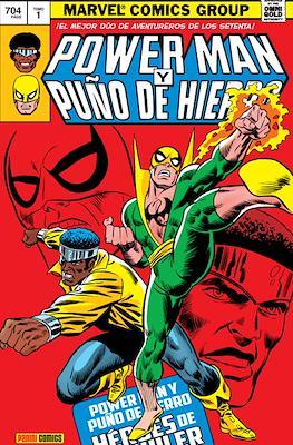 Power Man y Puño de Hierro. Marvel Gold (Omnigold) (Cartoné 704 pp) #1