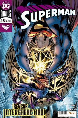 Superman. Nuevo Universo DC / Renacimiento (Grapa) #107/28
