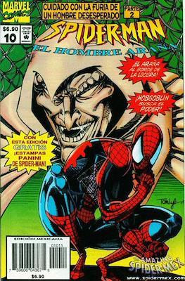 Spider-Man el Hombre Araña (1996-1998) (Grapa) #10
