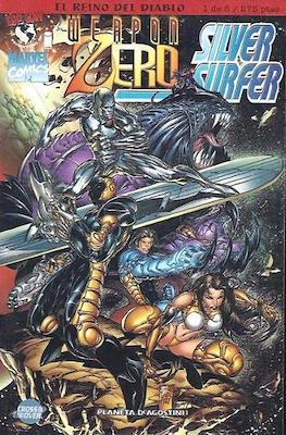 El reino del Diablo. Línea Crossovers (Grapa 32-36 pp) #1