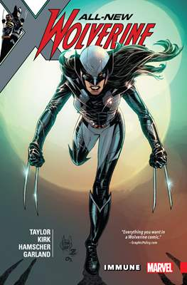 All-New Wolverine (2016) (Softcover) #4