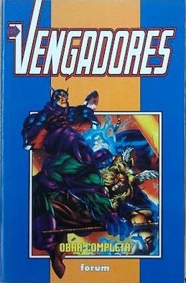 Heroes Reborn: Los Vengadores #1