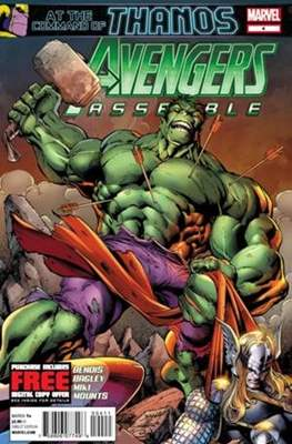 Avengers Assemble Vol. 2 (2012-2014) #4