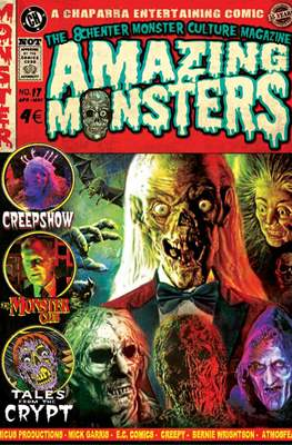 Amazing Monsters #17
