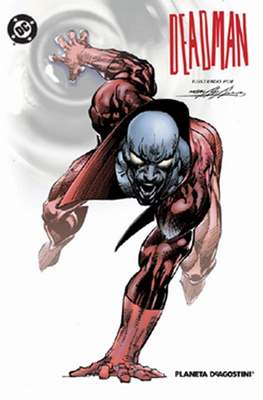 Deadman ilustrado por Neal Adams