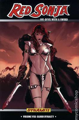 Red Sonja. She-Devil with a Sword #8