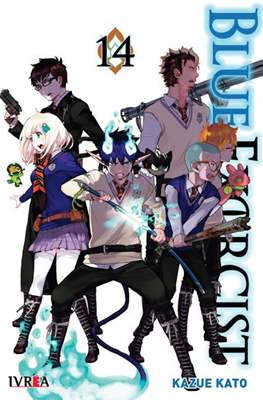 Blue Exorcist (Rústica) #14