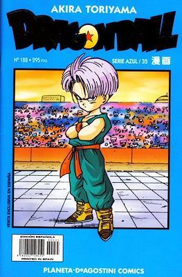 Dragon Ball - Serie Azul (Grapa) #188