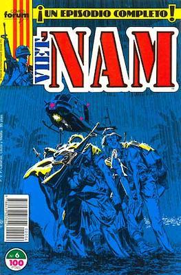 Vietnam (Grapa/Rústica. 17x26. 24/32/48 páginas. Color (1988-1991)) #6