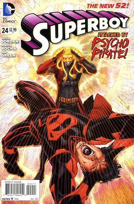Superboy New 52 #24