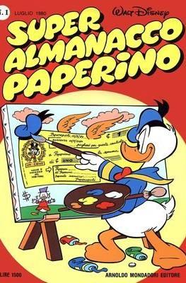 Super Almanacco Paperino / Paperino Mese / Paperino