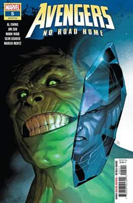 Avengers: No Road Home (Comic Book) #5