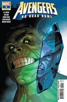 Avengers: No Road Home (Comic Book) #5