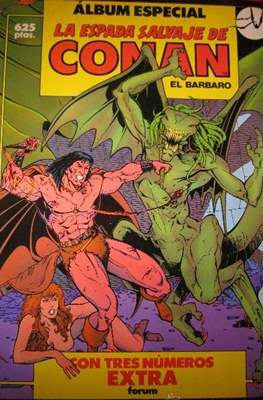 La Espada Salvaje de Conan - Álbum especial #11