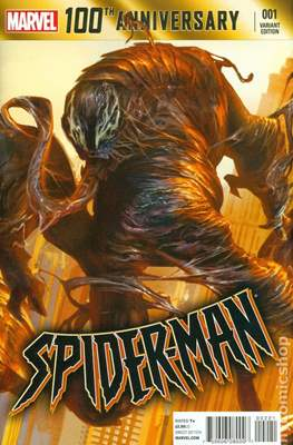 100th Anniversary Special - Spider-Man (Variant Cover)
