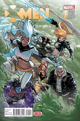 Extraordinary X-Men (Comic-book) #1