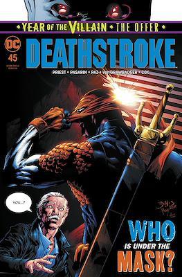 Deathstroke (2016-2019 ) (Comic Book) #45