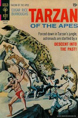 Tarzan (Comic-book) #202