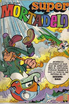 Super Mortadelo (Grapa, 52 páginas (1987)) #35