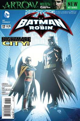 Batman and Robin Vol. 2 (2011-2015) #17