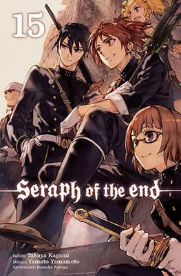 Seraph of the End (Rústica con sobrecubierta) #15