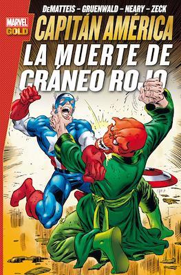 Capitán América. Marvel Gold (Rústica con solapas) #11