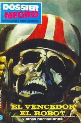 Dossier Negro (Rústica y grapa [1968 - 1988]) #6