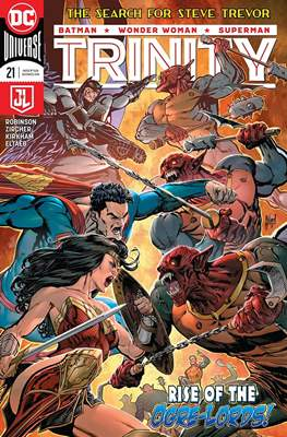 Trinity Vol. 2 (2016) (Comic Book) #21