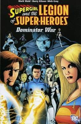 Legion of Super-Heroes Vol. 5 (2005-2009) (Softcover) #5