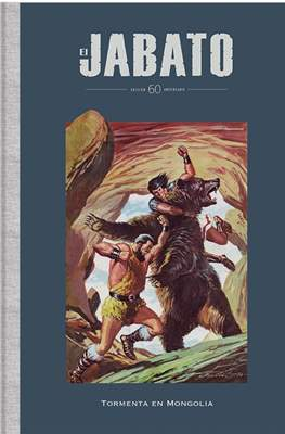 El Jabato. Edición 60 aniversario (Cartoné 80 pp) #44