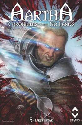 Aartha: Chronicles of the No Lands (Grapa) #5