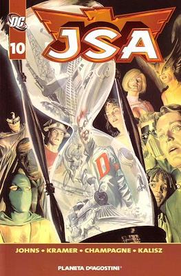 JSA (2005-2007) (Rústica 112-144 pp) #10