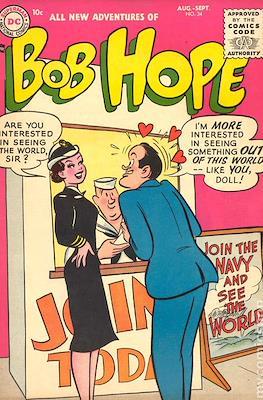 The adventures of bob hope vol 1 #34