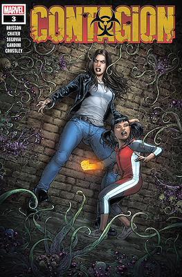 Contagion (Comic Book) #3