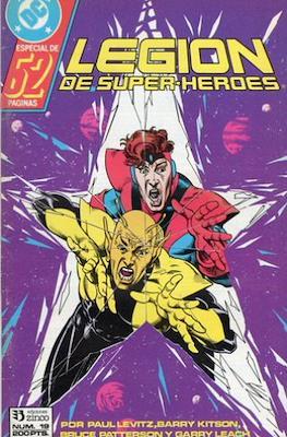 Legion de Super-Heroes (1987-1990) #19