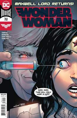 Wonder Woman Vol. 1 (1942-1986; 2020-) (Comic Book) #761
