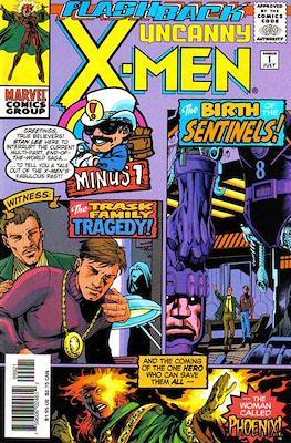 Flashback Uncanny X-Men (Variant Cover)