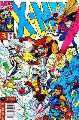 X-Men: Rubicão (Grampo) #3