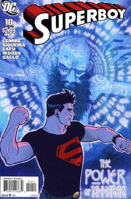 Superboy vol. 5 (2011) #10