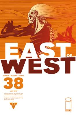 East of West (Comic-book) #38