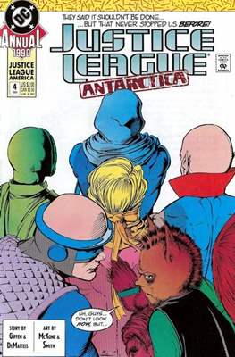 Justice League Annual (Comic Book) #4