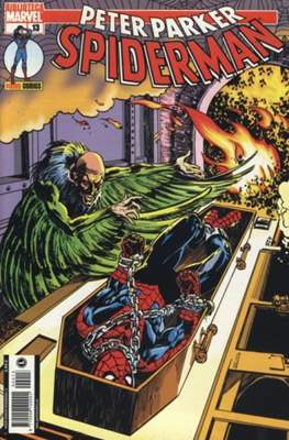 Peter Parker Spiderman (2004-2005) (Grapa 72 pp) #13