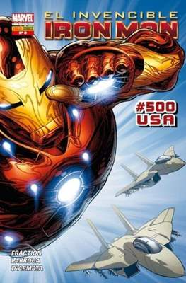 El Invencible Iron Man Vol. 2 (2011-) (Grapa - Rústica) #9