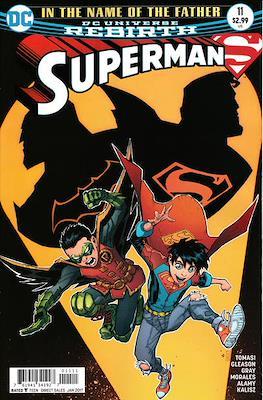 Superman Vol. 4 (2016-2018) (Comic Book) #11
