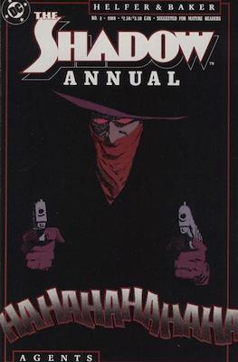 The Shadow. Annual (grapa) #2