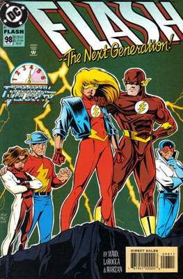 The Flash Vol. 2 (1987-2006) (Comic Book) #98